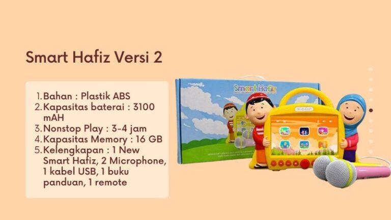 perbedaan Smart Hafiz versi 2 dan 3