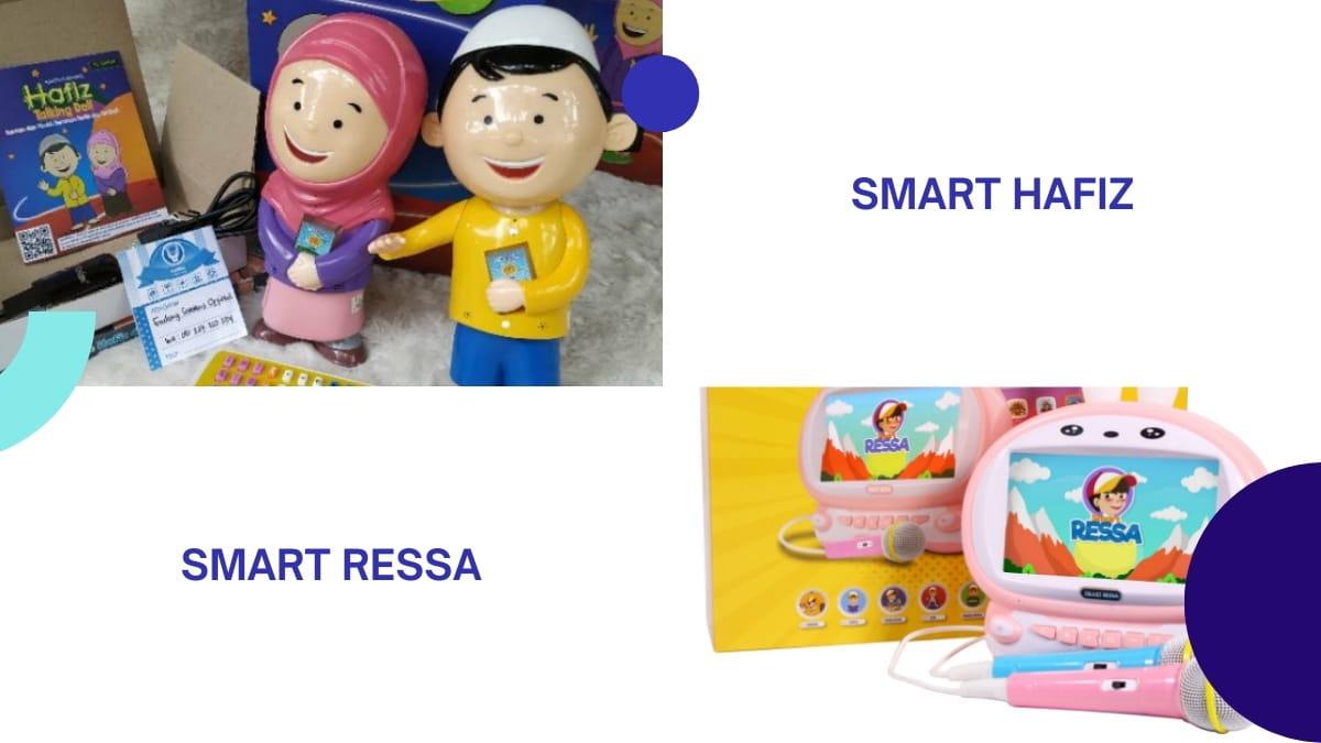 perbedaan smart hafiz dan smart ressa